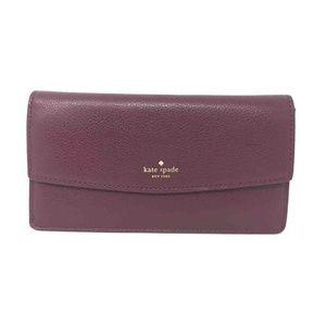 Kate Spade Liana Lakeland Drive Leather Wallet